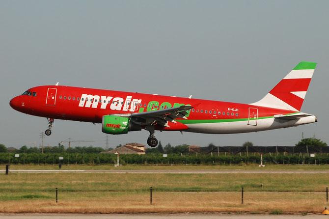 EI-DJH A320-212 814 MyAir