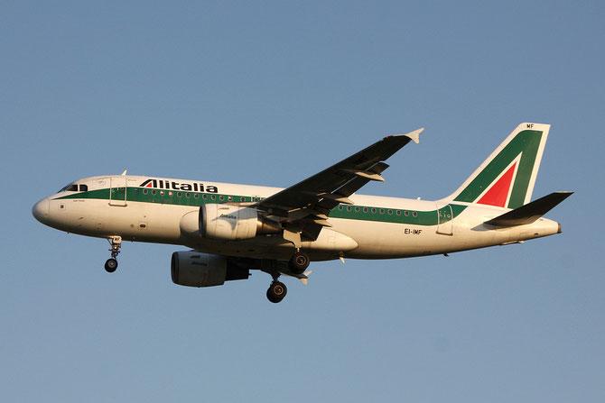 Airbus A319 - MSN 2083 - EI-IMF  @ Aeroporto di Verona © Piti Spotter Club Verona