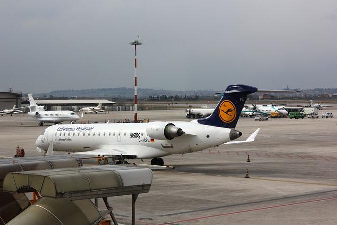 Canadair Regional Jet - MSN 10076 - D-ACPL  @ Aeroporto di Verona © Piti Spotter Club Verona