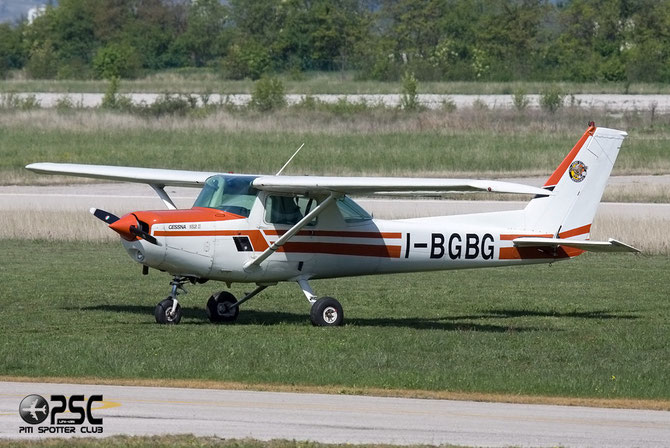 I-BGBG Cessna 152 C152 15283080