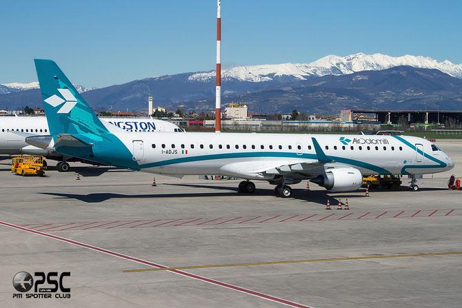Embraer 190/195 - MSN 597 - I-ADJS  @ Aeroporto di Verona © Piti Spotter Club Verona