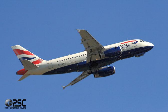Airbus A319 - MSN 1142 - G-EUPD @ Aeroporto di Verona © Piti Spotter Club Verona