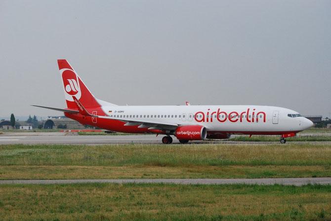 D-ABMV B737-86J 37785/4698 Air Berlin