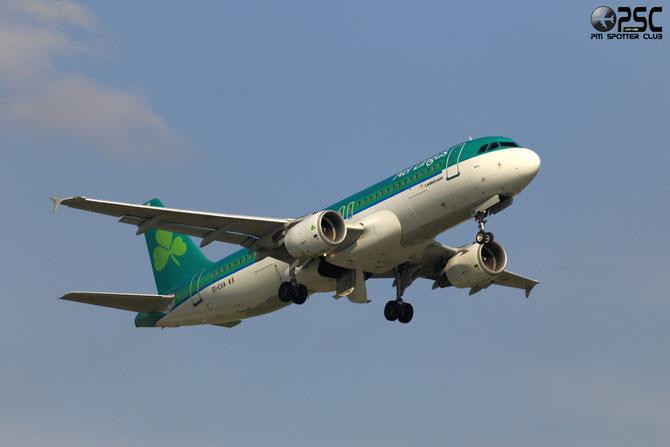 Airbus A320 - MSN 1242 - EI-CVA @ Aeroporto di Verona © Piti Spotter Club Verona