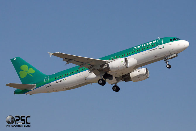 Airbus A320 - MSN 4715 - EI-DVN @ Aeroporto di Verona © Piti Spotter Club Verona