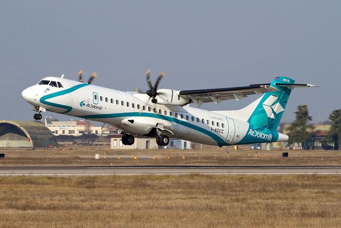 ATR 42/72 - MSN 662 - I-ADCC @ Aeroporto di Verona © Piti Spotter Club Verona