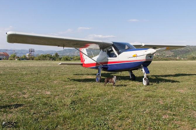 I-6731 Tecnam P92 Echo, JS & Super @ Aeroporto Verona Boscomantico © Piti Spotter Club Verona