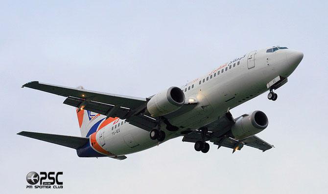 TS-IEG B737-31S 29116/3005 Karthago Airlines