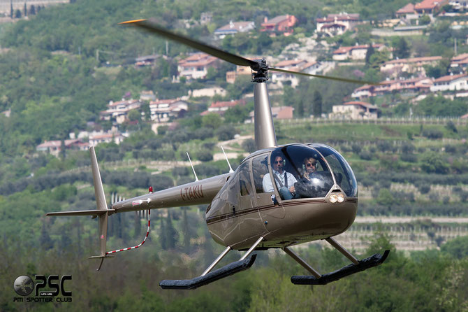 I-TAKU Robinson Helicopter Co R44 Clipper R44 11595