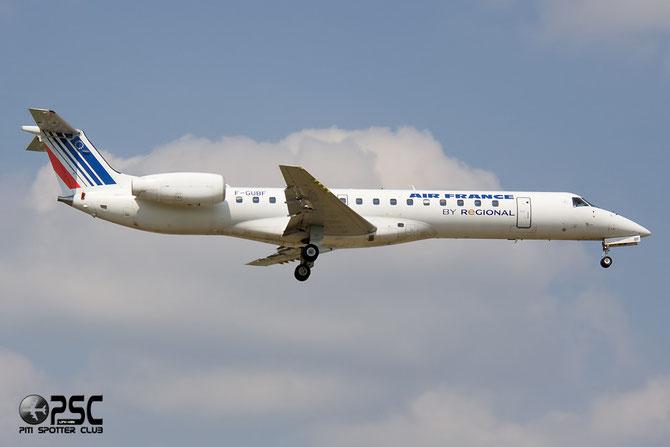 Embraer 135/145 - MSN 669 - F-GUBF  @ Aeroporto di Verona © Piti Spotter Club Verona