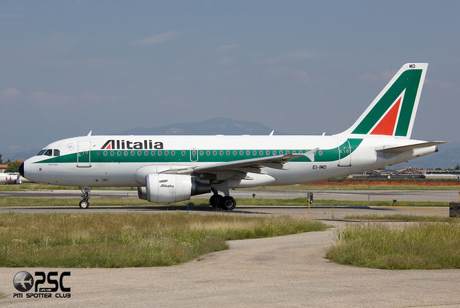 Airbus A319 - MSN 2074 - EI-IMD  @ Aeroporto di Verona © Piti Spotter Club Verona