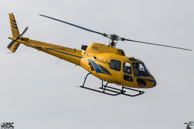 I-LOBA  Aerospatiale AS350B Ecureuil ( c/n 2413 ) - mfg: 1990