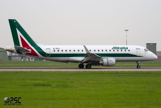 Embraer 170/175 - MSN 342 - EI-RDJ @ Aeroporto di Verona © Piti Spotter Club Verona