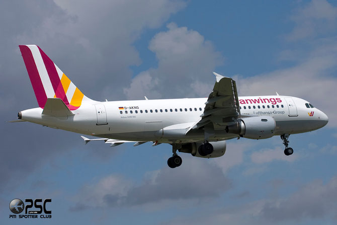 Airbus A319 - MSN 654 - D-AKNG  @ Aeroporto di Verona © Piti Spotter Club Verona