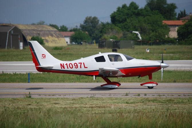 N1097L Cessna Aircraft Co LC-42 550FG (350) COL3 421006  L1P   A0297B Aircraft Guaranty Title & Trust