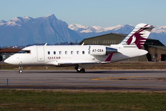 A7-CEA CL-605 5783 Qatar Executive