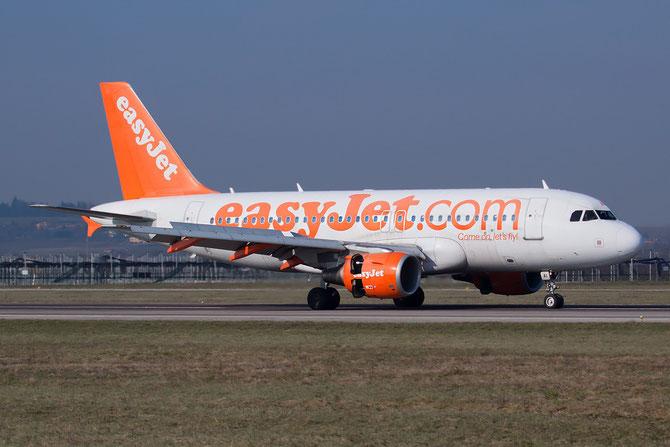 Airbus A319 - MSN 2735 - G-EZAI @ Aeroporto di Verona © Piti Spotter Club Verona