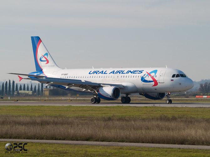 Airbus A320 - MSN 2349 - VP-BMT  @ Aeroporto di Verona © Piti Spotter Club Verona