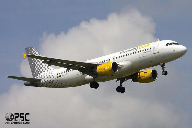 Airbus A320 - MSN 3174 - EC-KFI  @ Aeroporto di Verona © Piti Spotter Club Verona