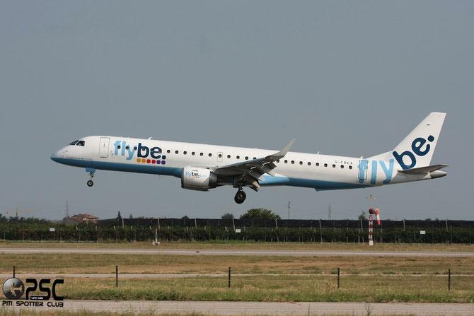 Embraer 190/195 - MSN 29 - G-FBEA @ Aeroporto di Verona © Piti Spotter Club Verona