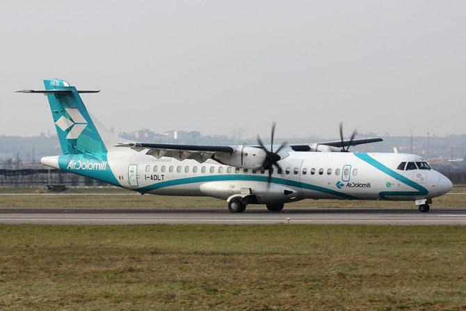 ATR 42/72 - MSN 638 - I-ADLT  @ Aeroporto di Verona © Piti Spotter Club Verona