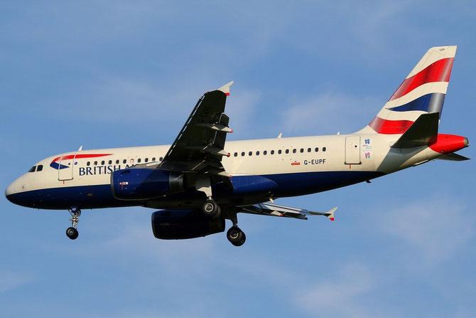 Airbus A319 - MSN 1197 - G-EUPF @ Aeroporto di Verona © Piti Spotter Club Verona