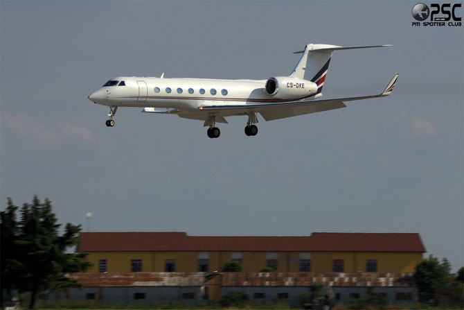 CS-DKE G550 5094 NetJets Europe