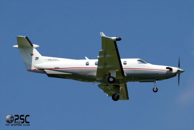 HB-FPC PC-12/45 422 Moliair AG