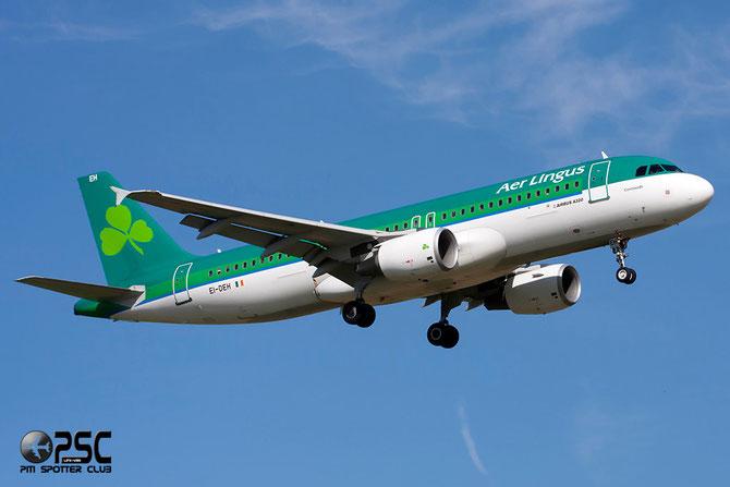 Airbus A320 - MSN 2294 - EI-DEH @ Aeroporto di Verona © Piti Spotter Club Verona