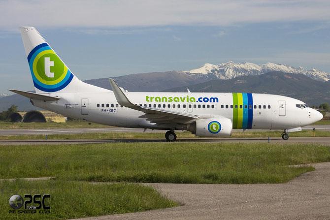 Boeing 737 Next Gen - MSN 29347 - PH-XRC @ Aeroporto di Verona © Piti Spotter Club Verona