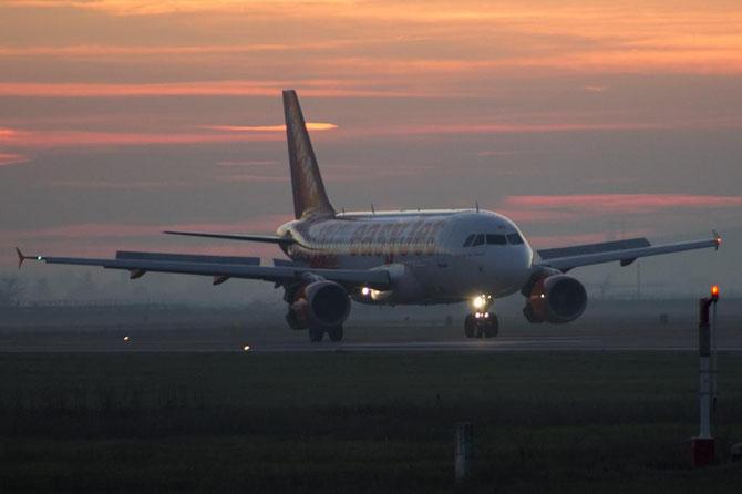 Airbus A319 - MSN 2512 - G-EZIO @ Aeroporto di Verona © Piti Spotter Club Verona