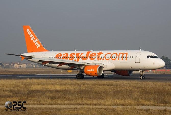 Airbus A320 - MSN 3953 - G-EZTH @ Aeroporto di Verona © Piti Spotter Club Verona