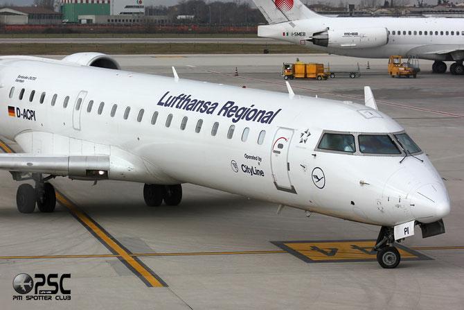 Canadair Regional Jet - MSN 10046 - D-ACPI  @ Aeroporto di Verona © Piti Spotter Club Verona