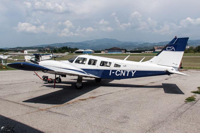 I-CNTY - Piper PA-34 Seneca