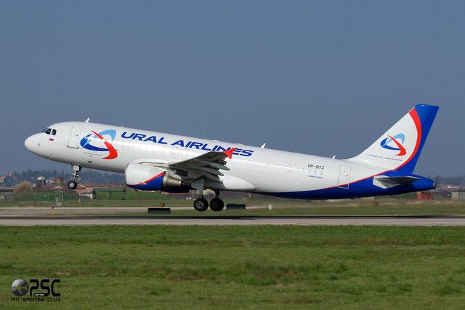 VP-BTZ A320-214 3107 Ural Airlines