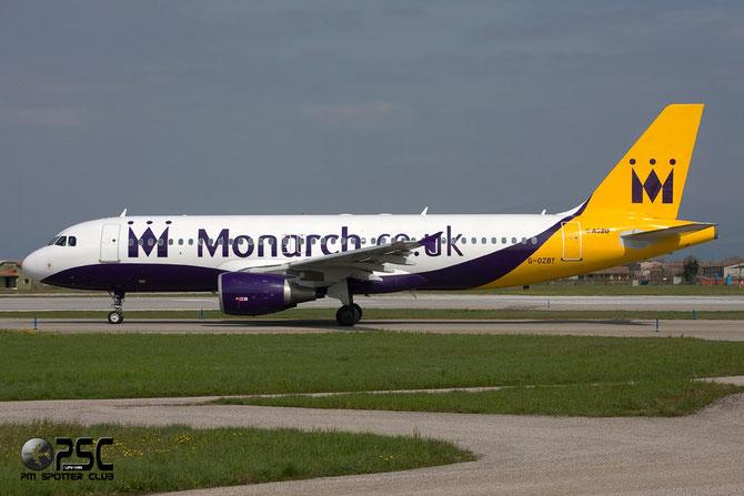 Airbus A320 - MSN 1320 - G-OZBY @ Aeroporto di Verona © Piti Spotter Club Verona