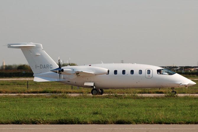 I-DARC P180 1184 Compagnia Aeronautica Italiana