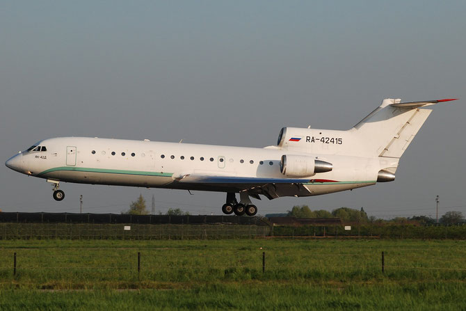 RA 42415 - Airline: Karat Aircraft: Yakovlev Yak-42D