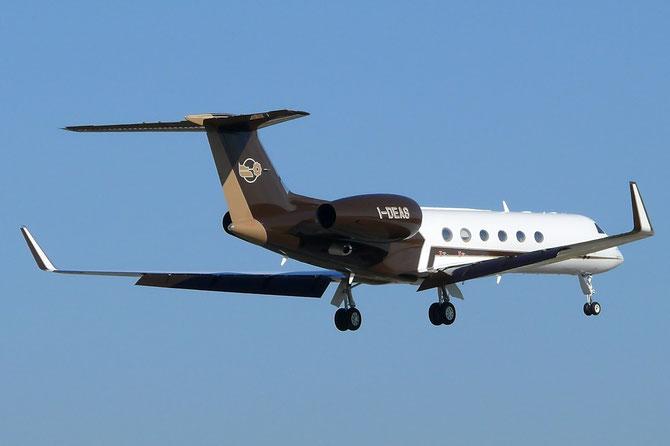 I-DEAS G-V 593 Alba Servi Aerotranporti