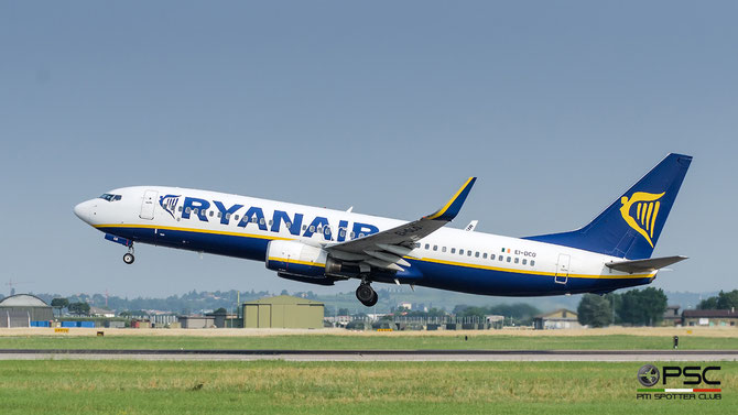 EI-DCO B737-8AS 33809/1592 Ryanair @ Aeroporto di Verona © Piti Spotter Club Verona