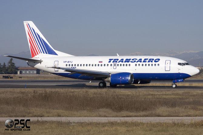 Boeing 737 - MSN 28923 - VP-BYJ  @ Aeroporto di Verona © Piti Spotter Club Verona