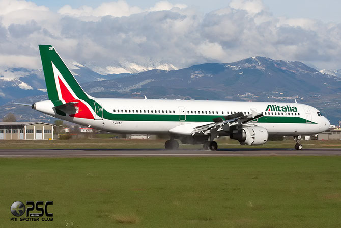 Airbus A321 - MSN 488 - I-BIXE @ Aeroporto di Verona © Piti Spotter Club Verona