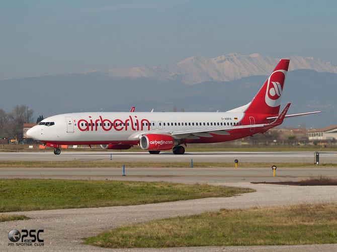 D-ABKN B737-86J 37756/3371 Air Berlin