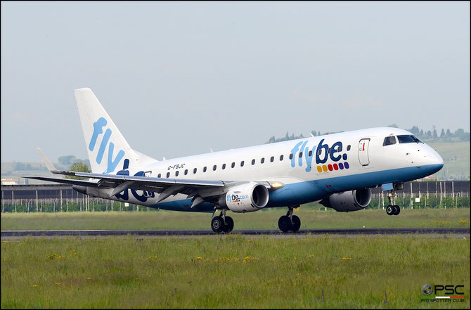G-FBJC ERJ175STD 17000328 Flybe - British European @ Aeroporto di Verona © Piti Spotter Club Verona