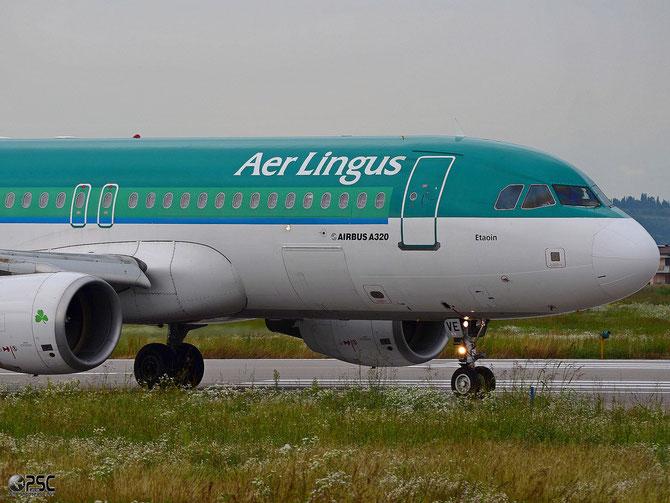 EI-DVE A320-214 3129 Aer Lingus