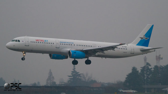 Airbus A321 - MSN 1293 - EI-FBH  @ Aeroporto di Verona © Piti Spotter Club Verona