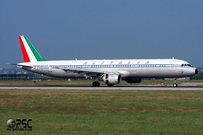 Airbus A321 - MSN 494 - EI-IXI  @ Aeroporto di Verona © Piti Spotter Club Verona
