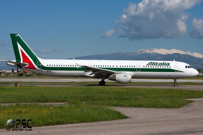 I-BIXM A321-112 514 Alitalia