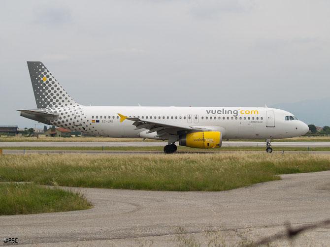 Airbus A320 - MSN 1914 - EC-LRE  @ Aeroporto di Verona © Piti Spotter Club Verona