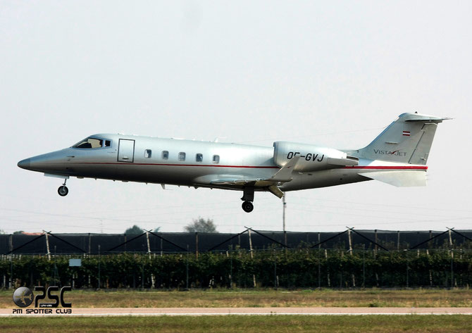OE-GVJ Learjet 60XR 60-359 VistaJet